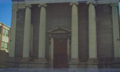 St. Nicholas Myra Church in Dublin where father Dolan announced to his parishioners he is gay