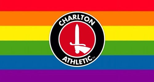Charlton Rainbows logo