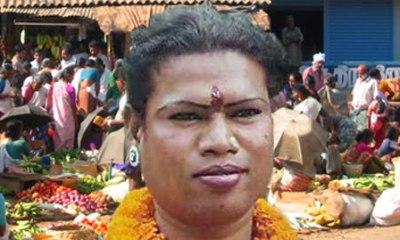 Transgender mayor Madhu Kinnar -Raigarh, India