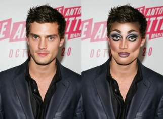 Jamie Dornan Celeb Drag Transformations