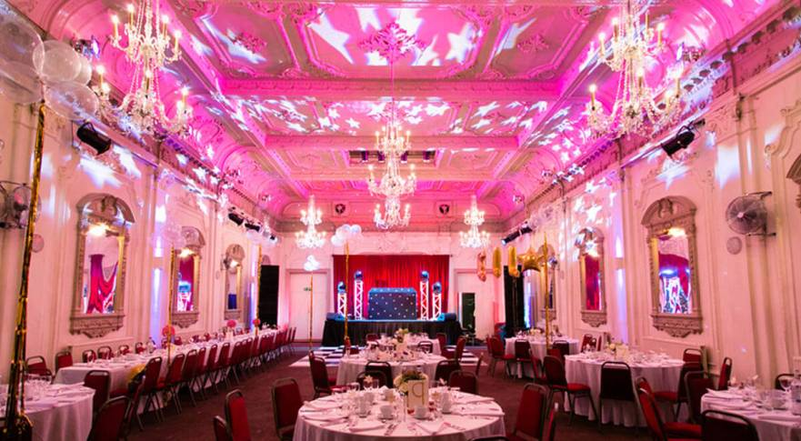 Music Hall Theatre Wedding Venues