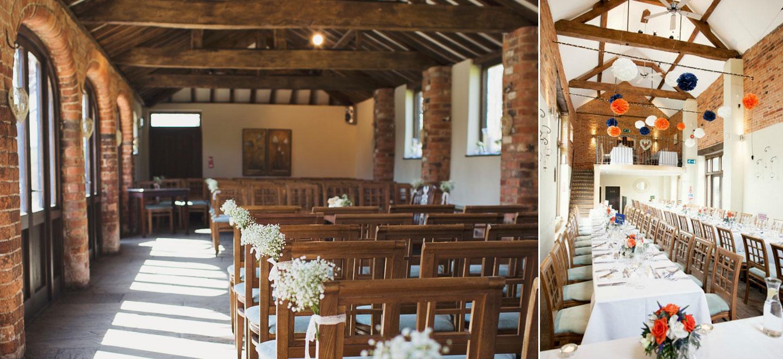 Barn Wedding Northamptonshire