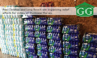 Pass, Long Beach working to help Texas flood victims