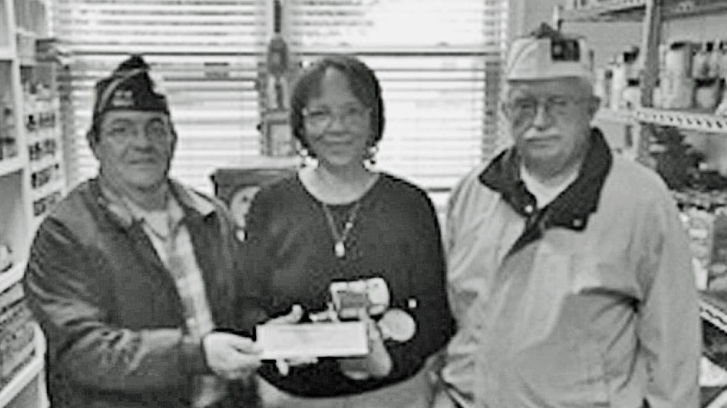 VFW Post 5931 assists Christian Concern Ministries Food Pantry