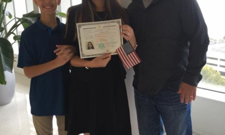The Road to Citizenship: One Woman's Journey to Becoming an American