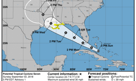 HURRICANE GORDON TO HIT MISSISSIPPI GULF COAST WEDNESDAY MORNING
