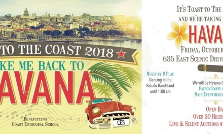 HAVANA COMES TO THE COAST