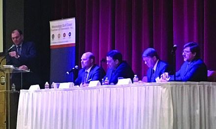 Coastal Delegation Discusses Potential Legislation at Chamber Conference