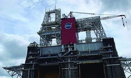 Stennis Critical to NASA's Moon to Mars Initiative