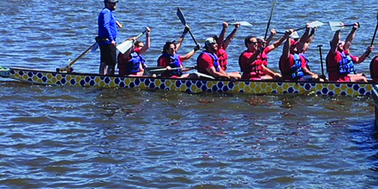 The 4th Annual Dragon Boat Festival Builds Gulf Coast Community