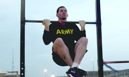 HOMETOWN HERO: Army Specialist Joel Ashcraft