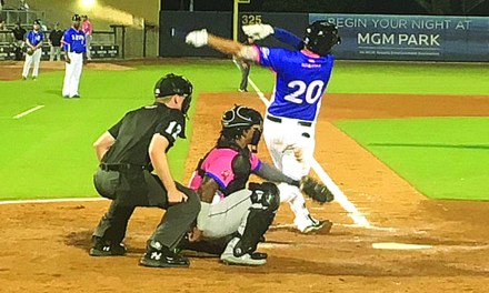 NORTH DIVISION CLAIMS 2019 SOUTHERN LEAGUE ALL-STAR GAME 7-3