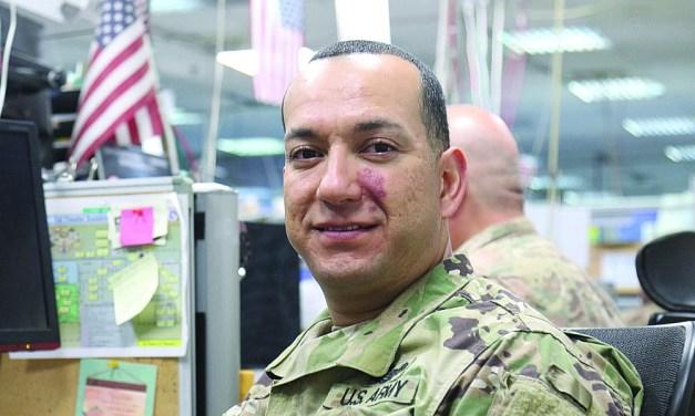 HOMETOWN HERO: Capt. Mulet of Long Beach Helps Soldiers