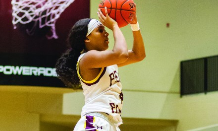 Lady Wildcats Scratch Through Lions for Win