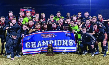 Pass Christian Alum Scores for Crusaders to Win Title