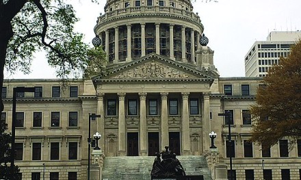 Mississippi Legislature Reconvenes May 18