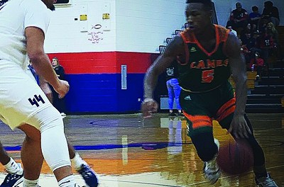 Hurricanes Wash Away Hawks for First District Win