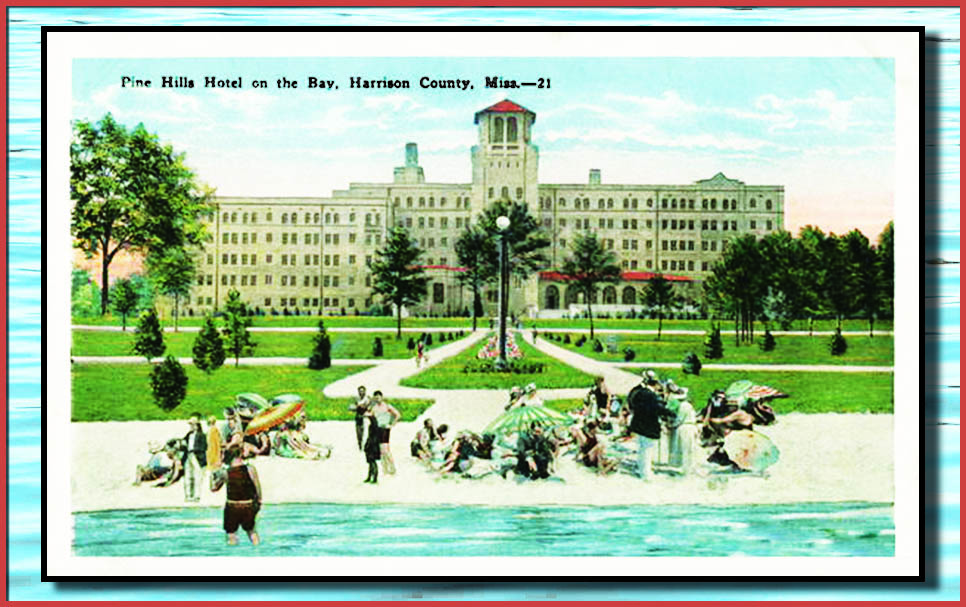 Pinehills Christmas On The Green 2020 Gulf Coast History: Pine Hills Hotel & Golfing Lodge   The Gazebo