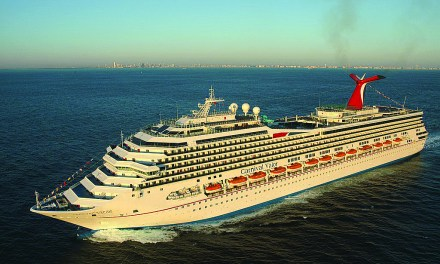 Carnival Ships Dock at State Port Until Further Notice