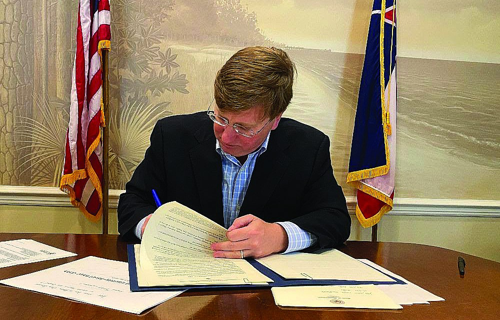 Governor Reeves Provides Unemployment Benefits to Help Mississippi Workers