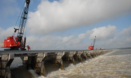 Bonnet Carre Spillway Begins to Close, GOMESA Project Deadlines