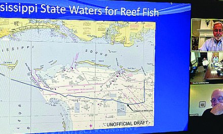Charter Fishermen Benefit at CMR Meeting