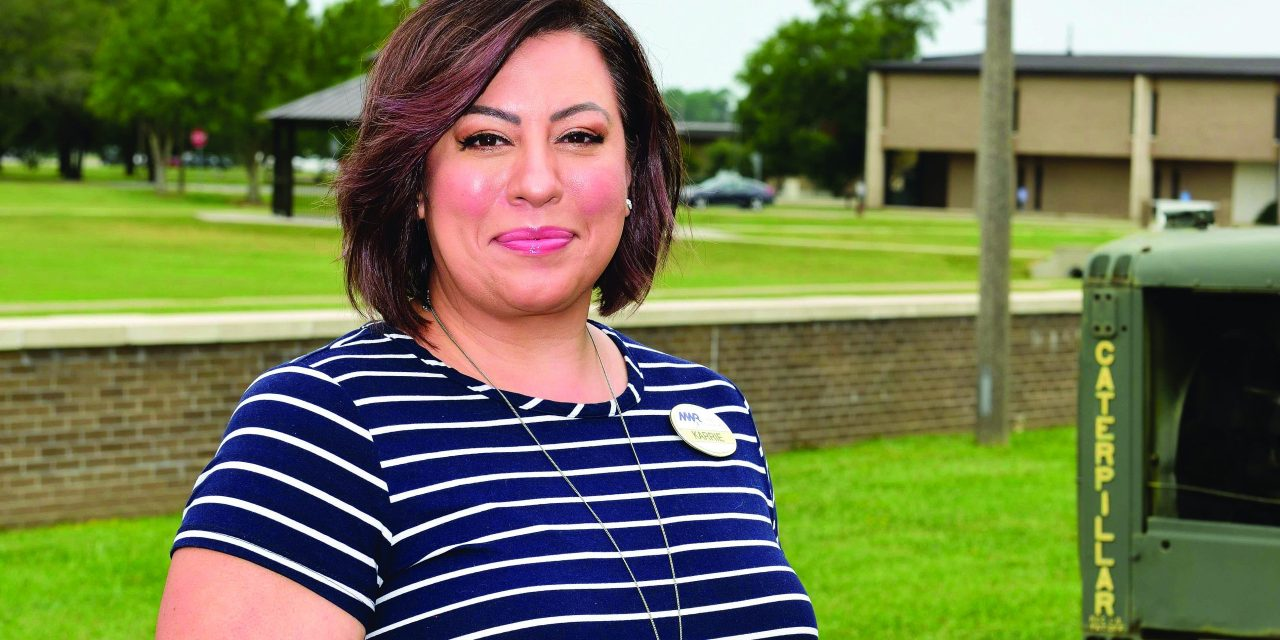 Service, Family Go Hand-in-Hand for MWR Specialist
