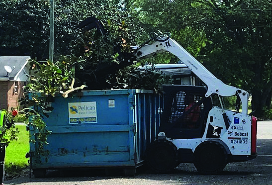 HCUA Adds Routes for Debris Collection; Memorial Day Service Update