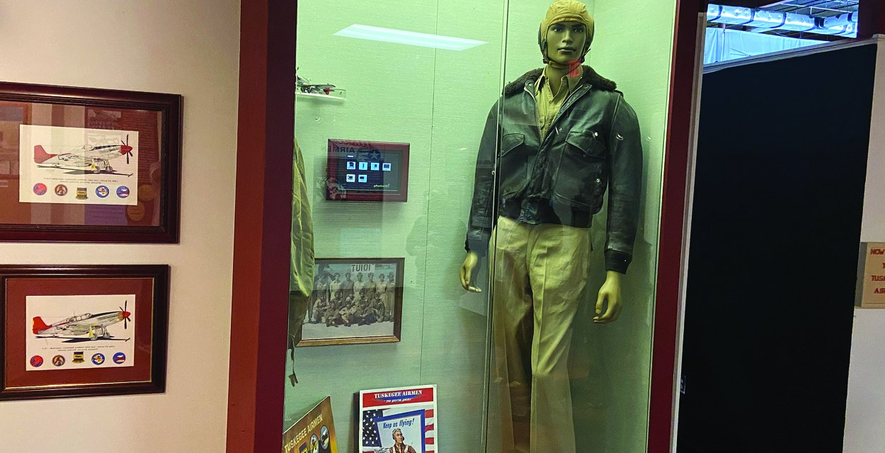 Mississippi Aviation Heritage Museum Features the Tuskegee Airmen