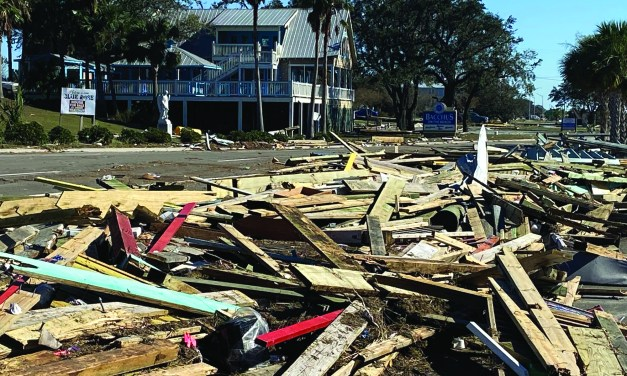 Pass Christian Debris Cleanup Awaits Board Approval