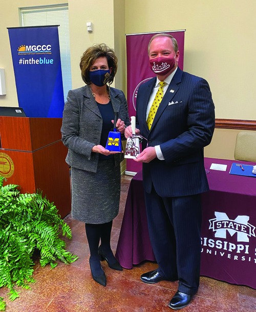 MGCCC & MSU Sign Agriculture Agreement