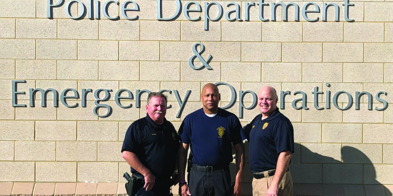 Pass Christian Officers of the Year