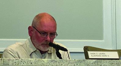 Long Beach Alderman Lishen Decides Not to Seek Re-Election