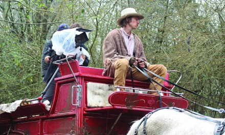 Local Production Company Brings the Wild West to South Mississippi