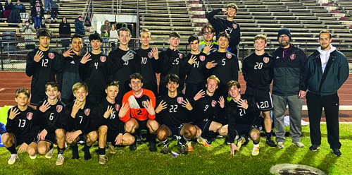 Long Beach Boys Soccer Wins Fourth Consecutive 5A South State