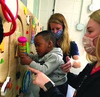 START Funds Sensory Room for USM-Gulf Park's Children's Center
