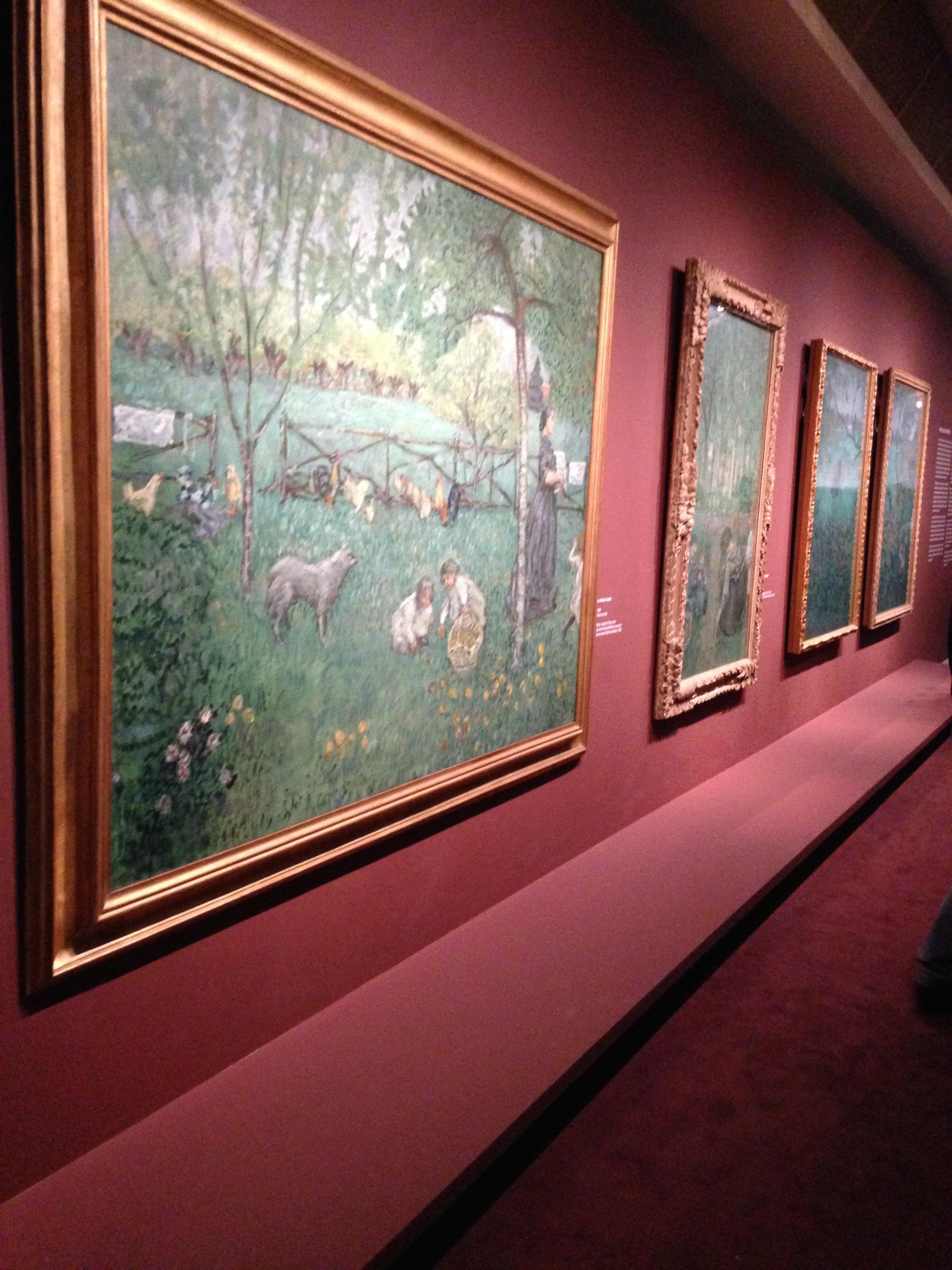 Pierre Bonnard 18671947  Muse dOrsay  The Gaze of a Parisienne
