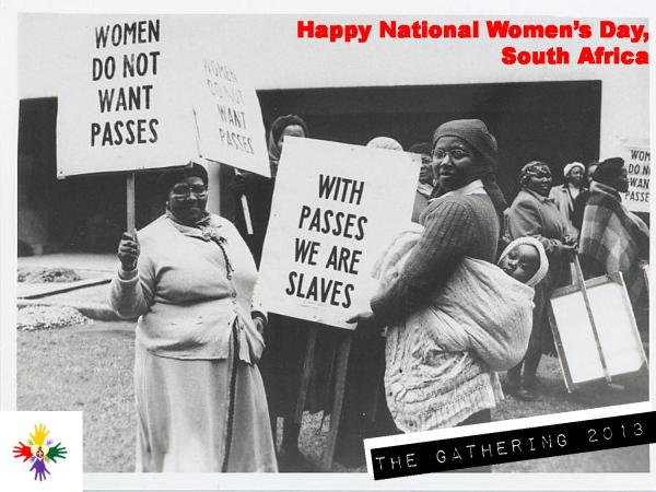 National Women's Day South Africa