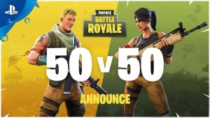Battle Royale Anuncia novo modo 50x50