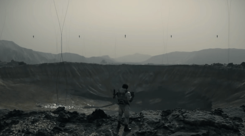 Kojima e Norman Reedus revelam trailer de 8 minutos de Death Stranding