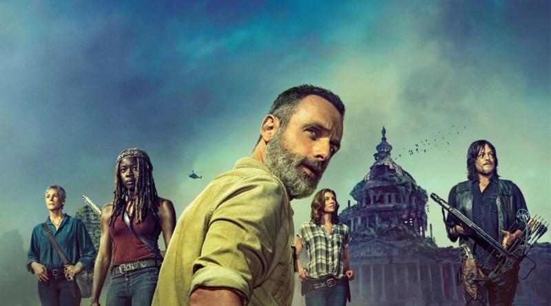 [Teoria] Despedida de Rick Grimes de The Walking Dead