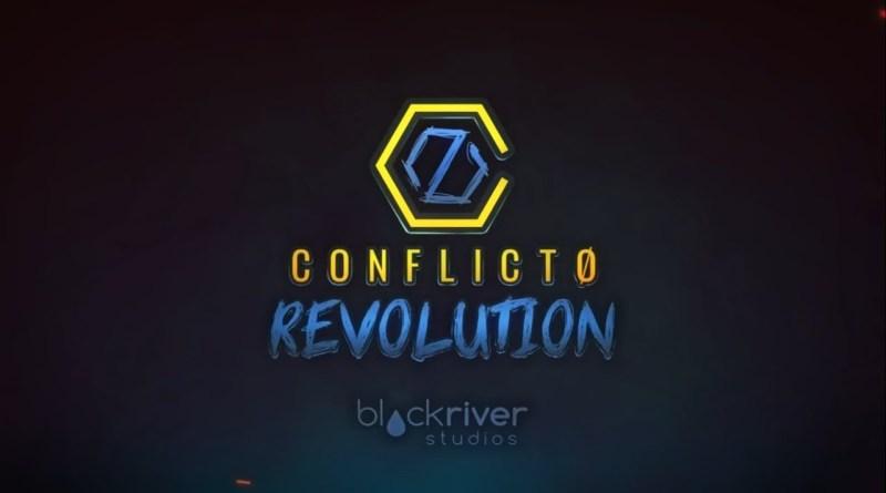 Conheça mais sobre o game Conflict 0 Revolution, direto da #AvenidaIndie da #BGS2018.