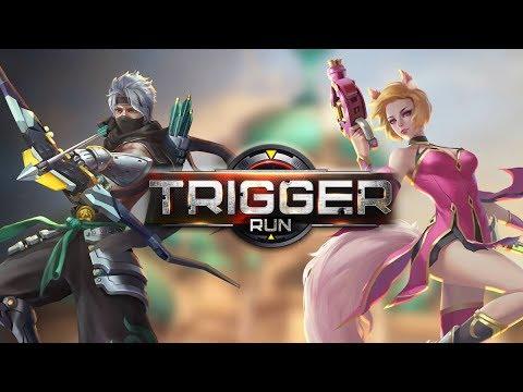 Conheça mais sobre o game Triggerun