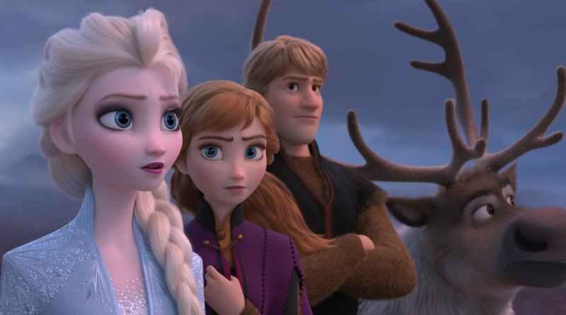 Confira trailer de Frozen 2