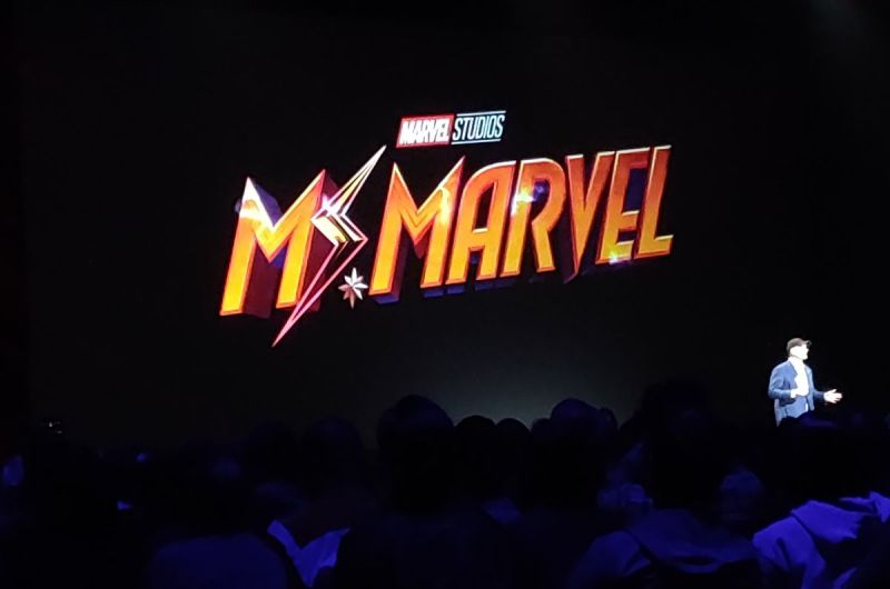Ms Marvel confirmada na D23