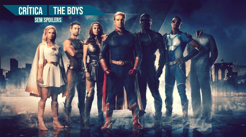 [CRÍTICA sem spoilers] The Boys