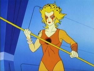 Cheetara (Thundercats - 1985)
