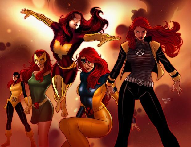 X-Men Evolution - Jean Grey