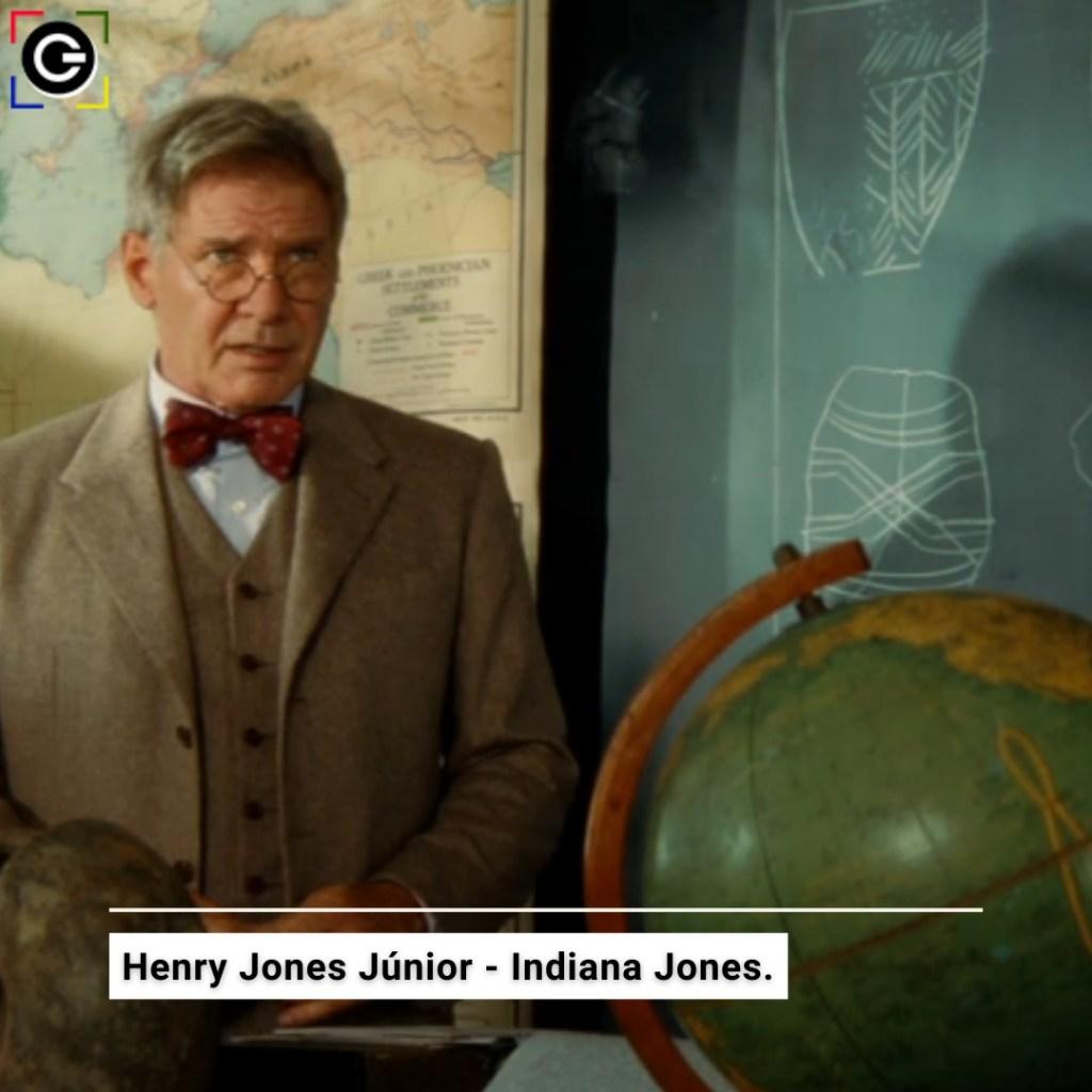 Henry Jones Junior - Indiana Jones