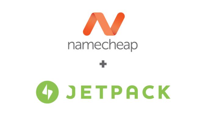 namecheap + jetpack
